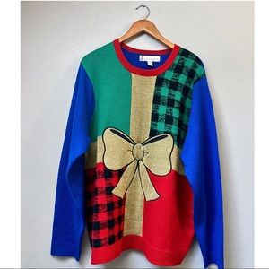 """Plus // """"Ugly"""" Christmas Sweater"""